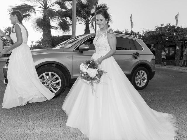 La boda de Enrique  y Maria  en Corralejo, Las Palmas 35