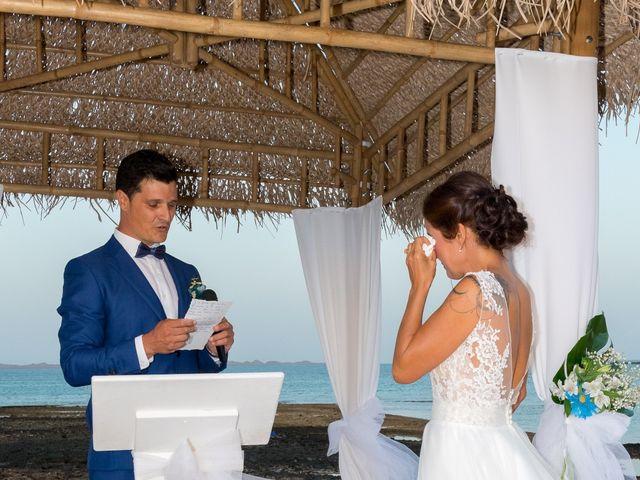 La boda de Enrique  y Maria  en Corralejo, Las Palmas 40