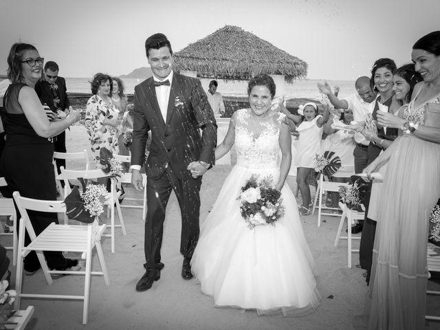 La boda de Enrique  y Maria  en Corralejo, Las Palmas 42