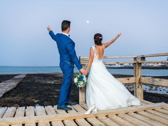 La boda de Enrique  y Maria  en Corralejo, Las Palmas 45