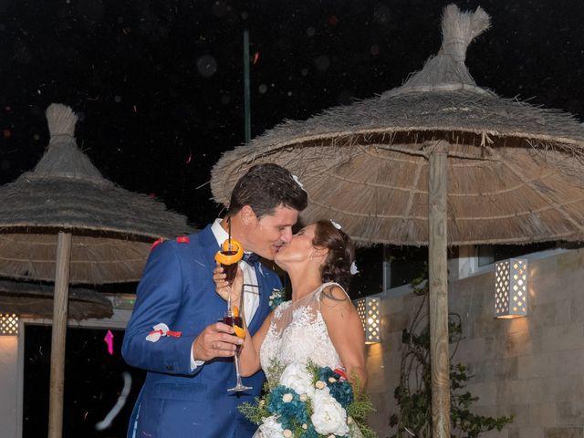 La boda de Enrique  y Maria  en Corralejo, Las Palmas 50