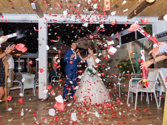 La boda de Enrique  y Maria  en Corralejo, Las Palmas 51