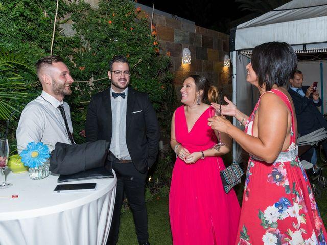 La boda de Enrique  y Maria  en Corralejo, Las Palmas 53