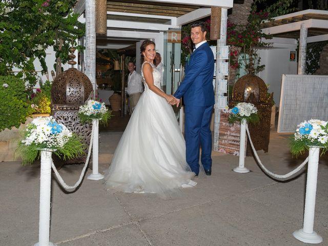 La boda de Enrique  y Maria  en Corralejo, Las Palmas 55
