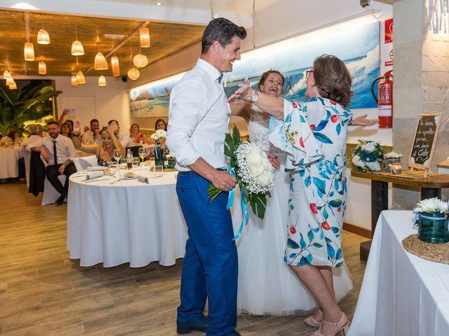 La boda de Enrique  y Maria  en Corralejo, Las Palmas 62
