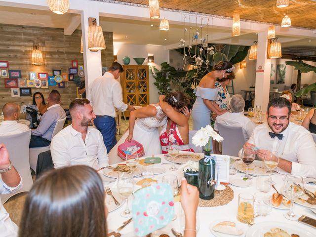 La boda de Enrique  y Maria  en Corralejo, Las Palmas 63
