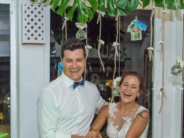 La boda de Enrique  y Maria  en Corralejo, Las Palmas 64