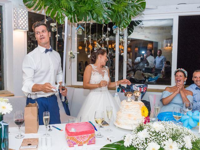 La boda de Enrique  y Maria  en Corralejo, Las Palmas 65