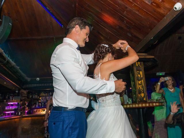 La boda de Enrique  y Maria  en Corralejo, Las Palmas 66