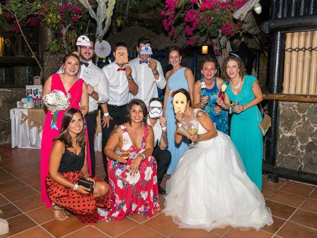 La boda de Enrique  y Maria  en Corralejo, Las Palmas 74
