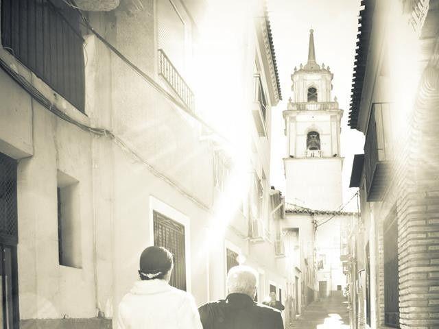 La boda de Mª Jesús y Jesus Oscar en Abaran, Murcia 4
