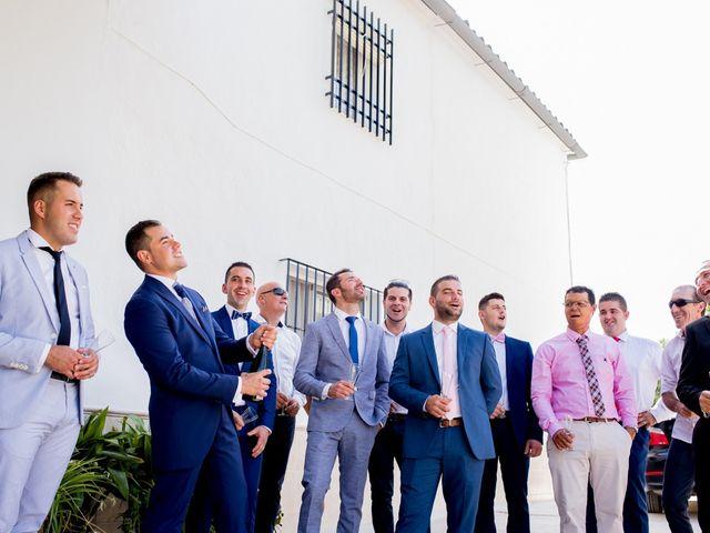 La boda de Rafa y Ana en Puente Genil, Córdoba 14