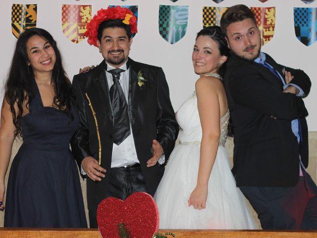 La boda de Martín y Melissa en Elx/elche, Alicante 15
