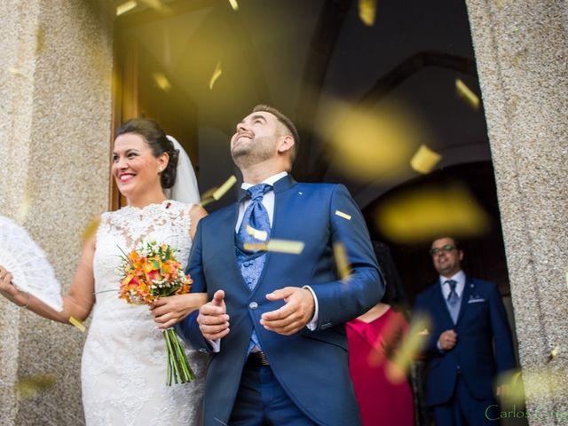 La boda de Sandra y Francisco Javier