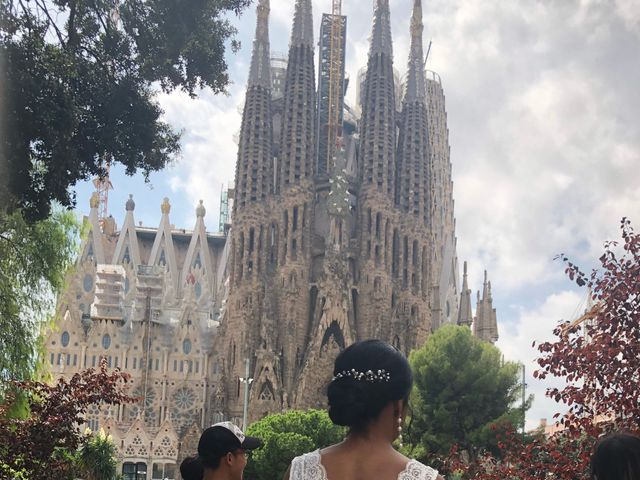 La boda de Anais y Ricardo en Barcelona, Barcelona 4