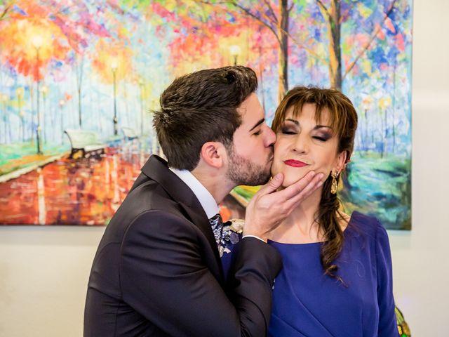 La boda de Cristian y Cristina en Alacant/alicante, Alicante 9