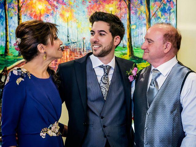 La boda de Cristian y Cristina en Alacant/alicante, Alicante 10