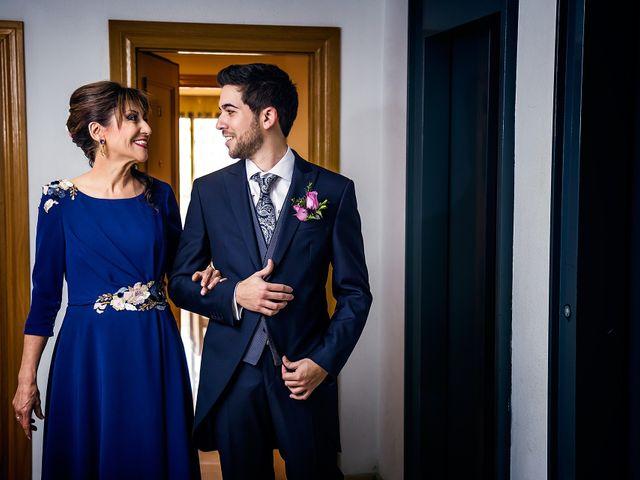La boda de Cristian y Cristina en Alacant/alicante, Alicante 13