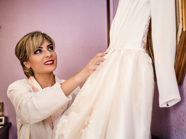 La boda de Cristian y Cristina en Alacant/alicante, Alicante 14
