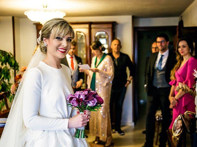 La boda de Cristian y Cristina en Alacant/alicante, Alicante 19