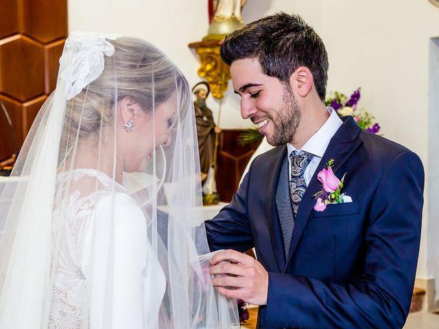 La boda de Cristian y Cristina en Alacant/alicante, Alicante 27