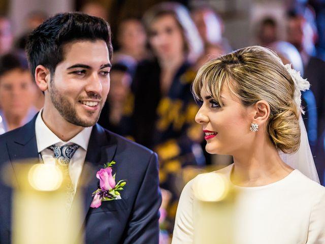 La boda de Cristian y Cristina en Alacant/alicante, Alicante 32