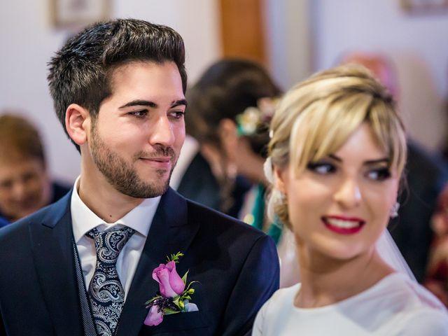 La boda de Cristian y Cristina en Alacant/alicante, Alicante 36