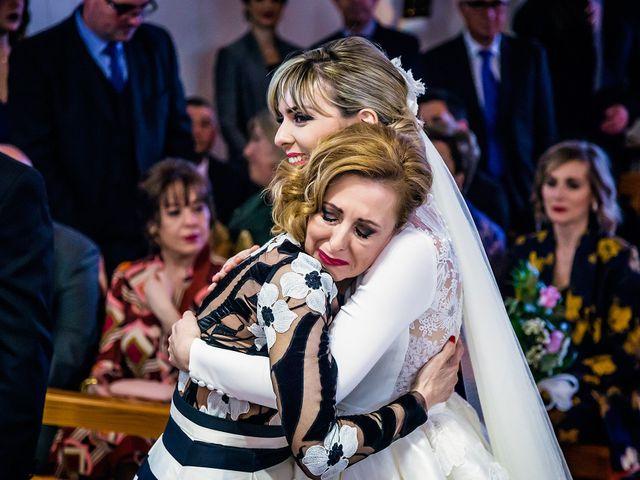 La boda de Cristian y Cristina en Alacant/alicante, Alicante 37