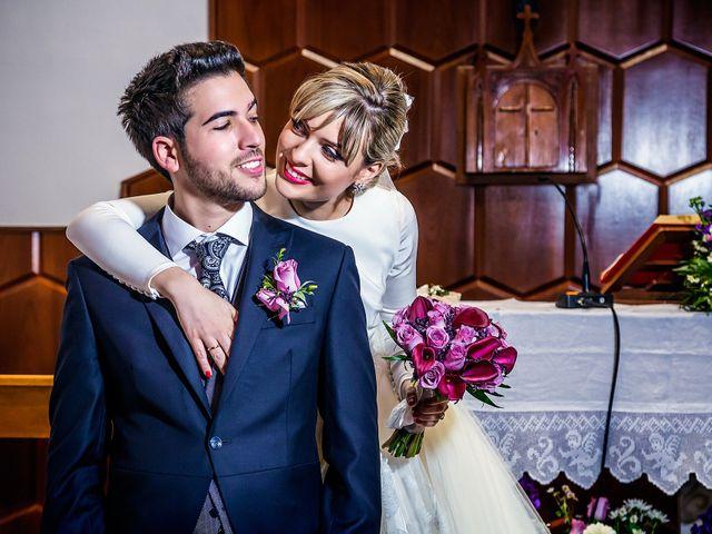 La boda de Cristian y Cristina en Alacant/alicante, Alicante 38