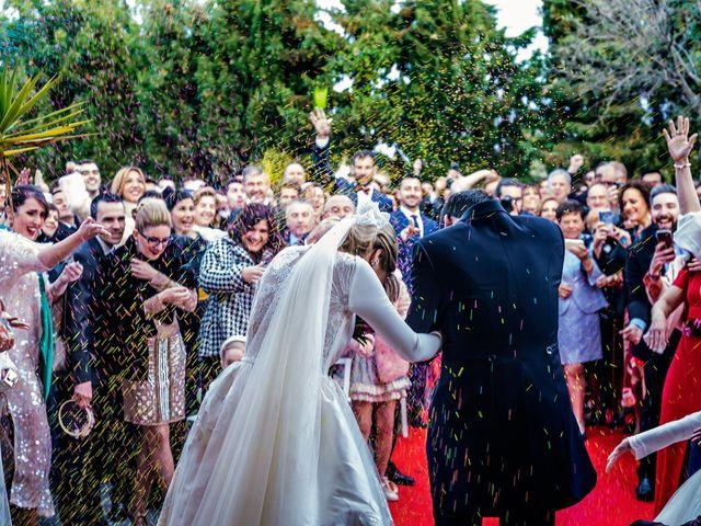 La boda de Cristian y Cristina en Alacant/alicante, Alicante 39