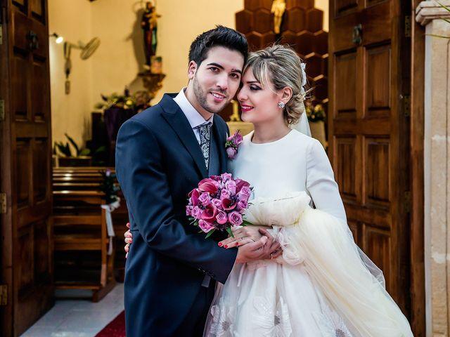 La boda de Cristian y Cristina en Alacant/alicante, Alicante 42