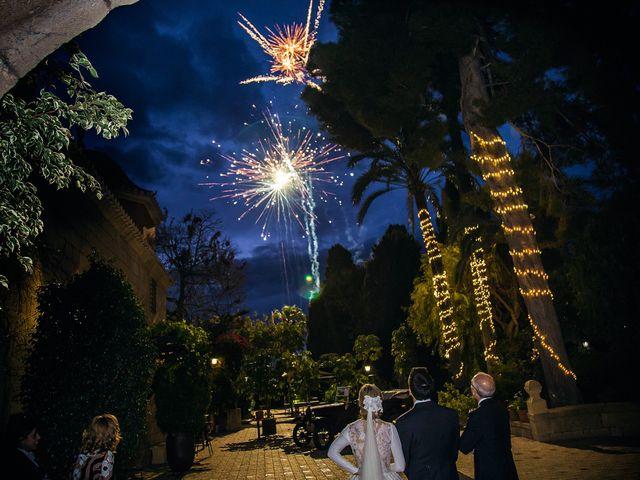 La boda de Cristian y Cristina en Alacant/alicante, Alicante 43