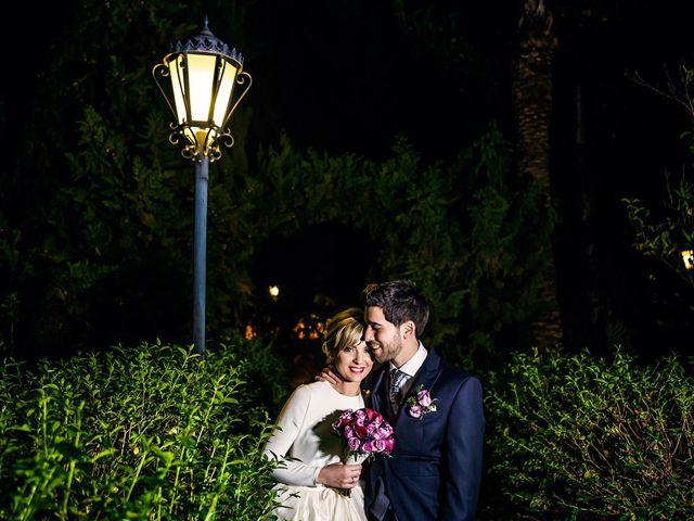 La boda de Cristian y Cristina en Alacant/alicante, Alicante 48