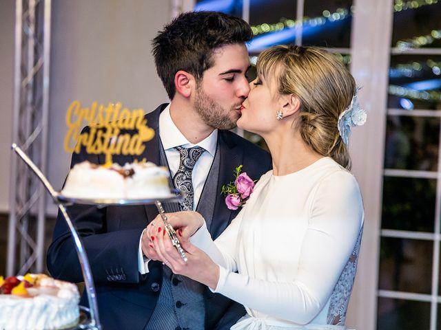 La boda de Cristian y Cristina en Alacant/alicante, Alicante 62
