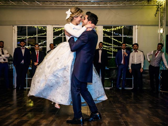 La boda de Cristian y Cristina en Alacant/alicante, Alicante 68