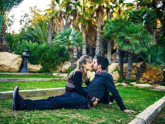 La boda de Cristian y Cristina en Alacant/alicante, Alicante 70