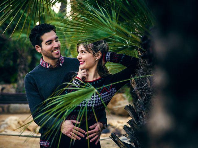 La boda de Cristian y Cristina en Alacant/alicante, Alicante 77