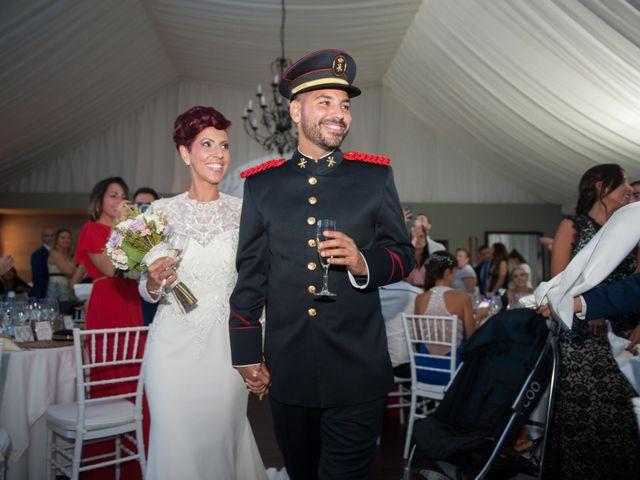 La boda de Manolo y Estefania en Almería, Almería 11