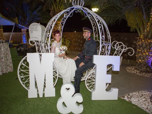 La boda de Manolo y Estefania en Almería, Almería 12