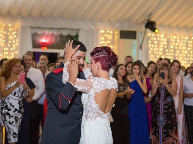 La boda de Manolo y Estefania en Almería, Almería 14