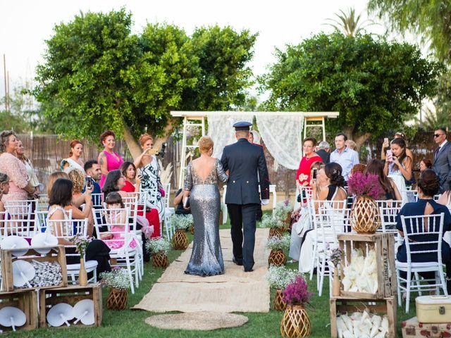 La boda de Manolo y Estefania en Almería, Almería 20
