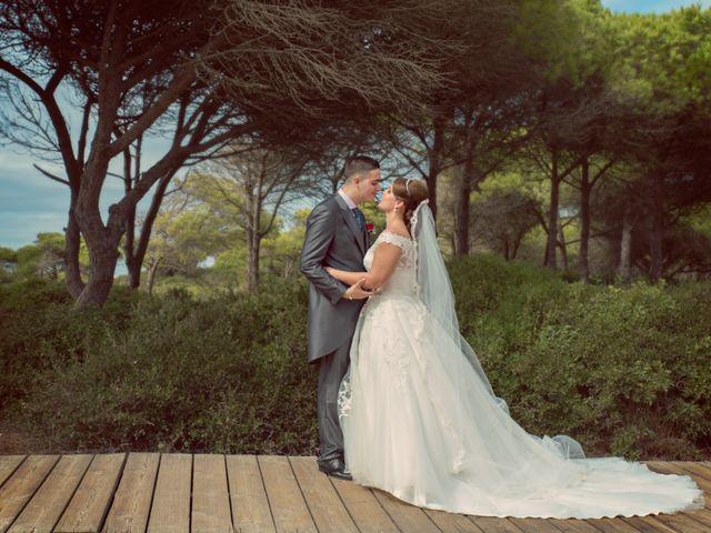 La boda de Juan Pedro y Vanesa en Chiclana De La Frontera, Cádiz 6