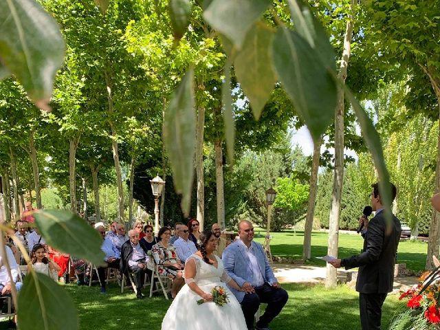 La boda de Karina y Raul en Medina Del Campo, Valladolid 2