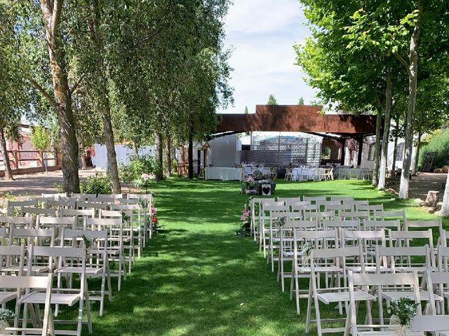 La boda de Karina y Raul en Medina Del Campo, Valladolid 3