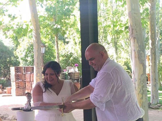 La boda de Karina y Raul en Medina Del Campo, Valladolid 4