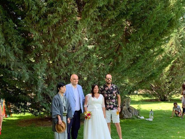La boda de Karina y Raul en Medina Del Campo, Valladolid 5