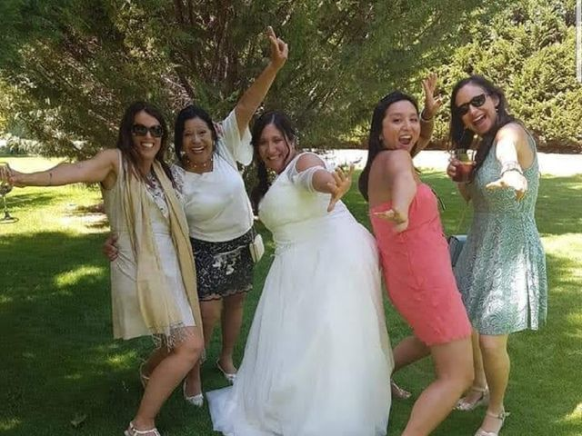 La boda de Karina y Raul en Medina Del Campo, Valladolid 8