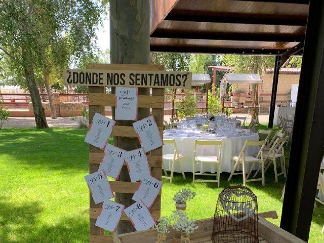 La boda de Karina y Raul en Medina Del Campo, Valladolid 9