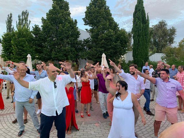 La boda de Karina y Raul en Medina Del Campo, Valladolid 10
