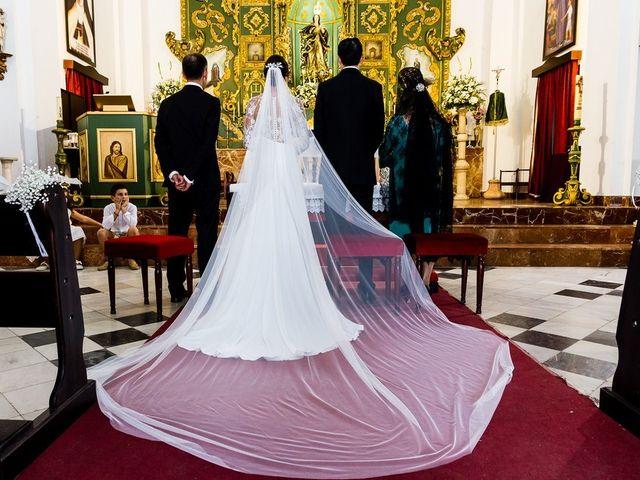 La boda de Javier y Alicia en La Carlota, Córdoba 14